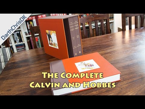 Review: The Complete Calvin and Hobbes