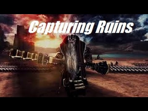 Dawn of Titans Capturing Ruins