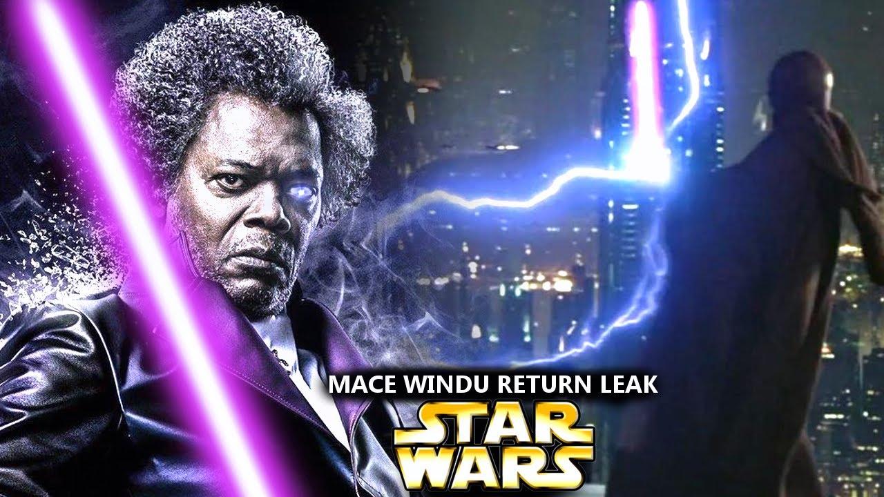 Mace Windu RETURN Star Wars Leak Will Shock Fans! Get READY (Star Wars Explained)
