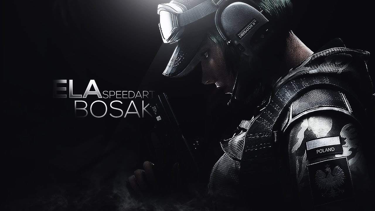 Ela Bosak Speedart Youtube