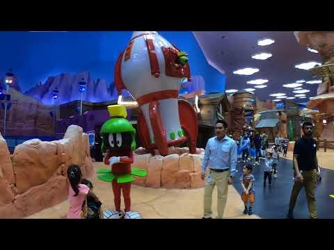 Warner Bros World – Theme Park  – YAS ISLAND ABU DHABI