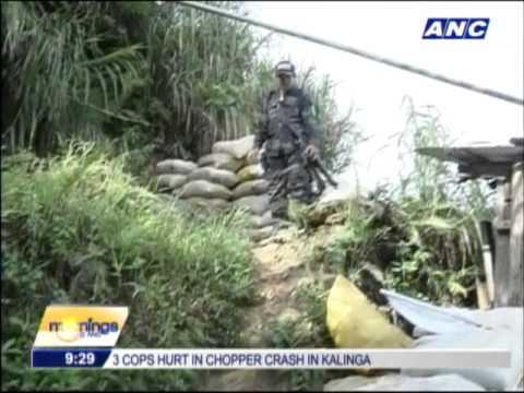 Illegal mining contaminates river in Nueva Vizcaya