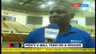 Men\'s volleyball team on a mission    KTN SCORELINE