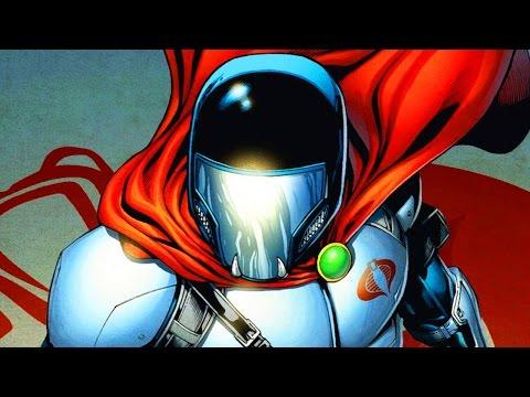 Comic Book Origins: Cobra Commander