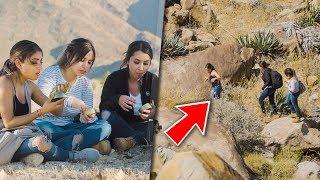 Sobrevivientes Ep 1. YouTubers vs los peligros del desierto