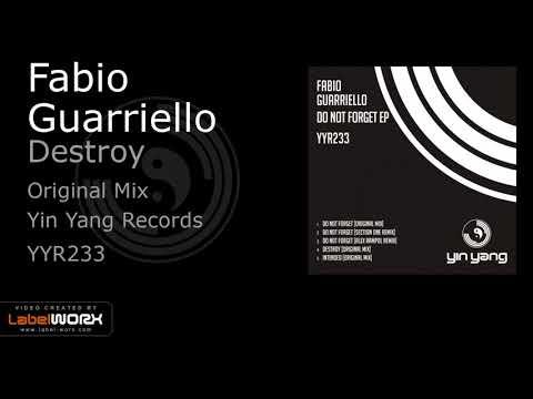 Fabio Guarriello - Destroy (Original Mix)