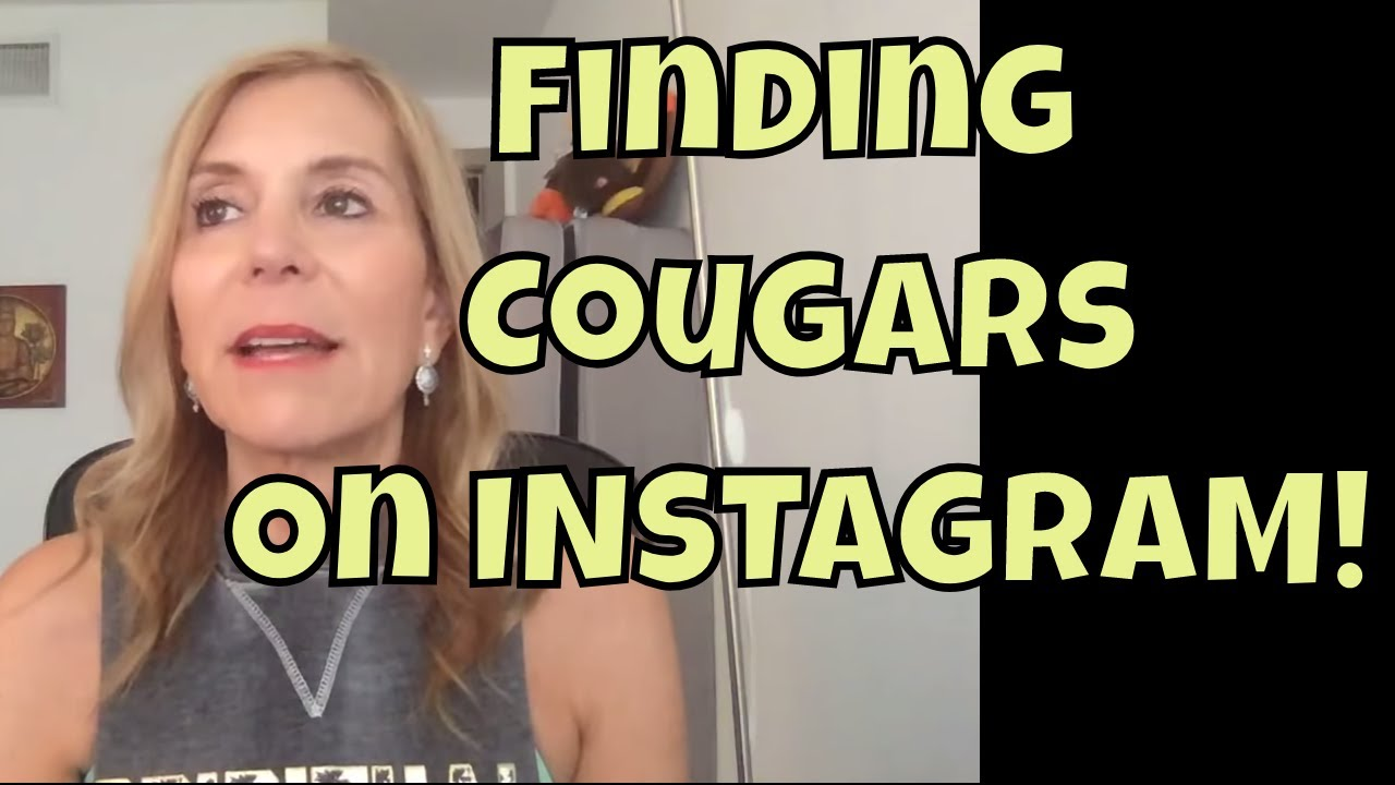 Cougar dating apps reddit