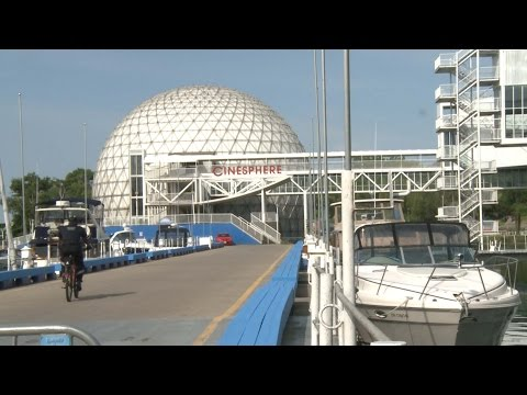 Revitalizing Ontario Place