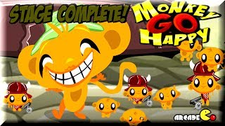 Monkey Go Happy Tales Walkthrough Full Levels