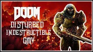 Video Disturbed - Indestructible - DOOM GMV download MP3, 3GP, MP4, WEBM, AVI, FLV Juni 2018