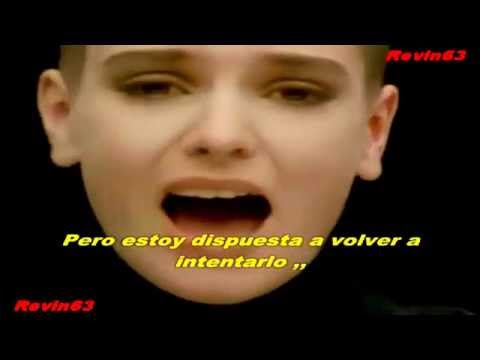 Sinéad O'Connor - Nothing Compares To You (Subtitulado Español)