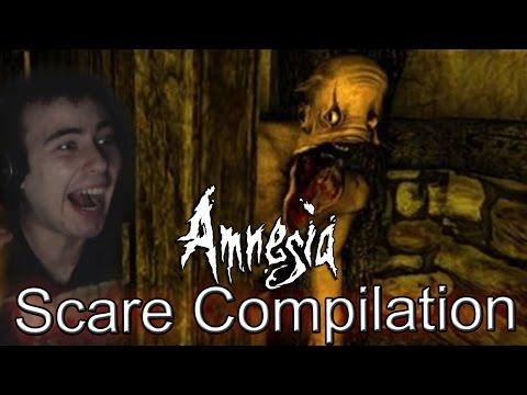 Amnesia Scare Compilation (Amnesia Highlights) [Amnesia the Dark Descent]