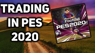 How to TRADE Players in PES 2020 Mobile In a Minute!