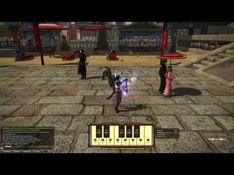 Rose of May (Beate Theme) - FFXIV Performance