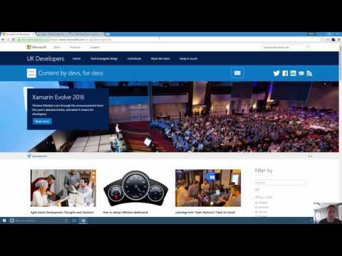 The Microsoft Web Platform Day Web Performance