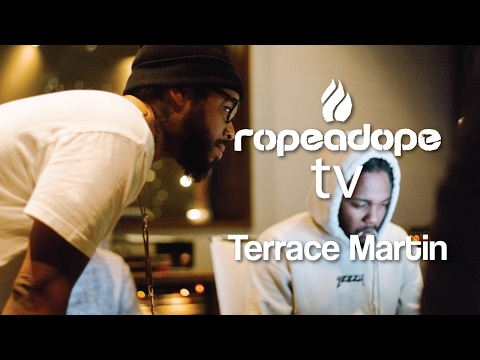 Terrace Martin Interview / Ropeadope TV