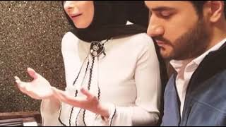 يوم مولدك محمد ...طلع البدر علينا - #امل_حجازي #حسام_الصعبي