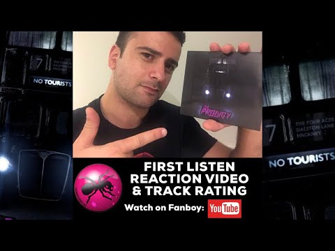 The Prodigy No Tourists New Album First Listen Reaction Video & Track Rating Mp3