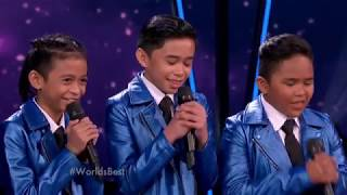 The TNT Boys Charm with 'Flashlight'   The World's Best Championships