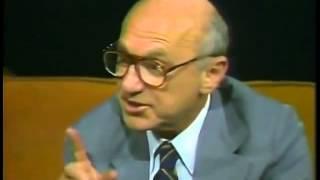 Milton Friedman masakruje lewaka (napisy PL)