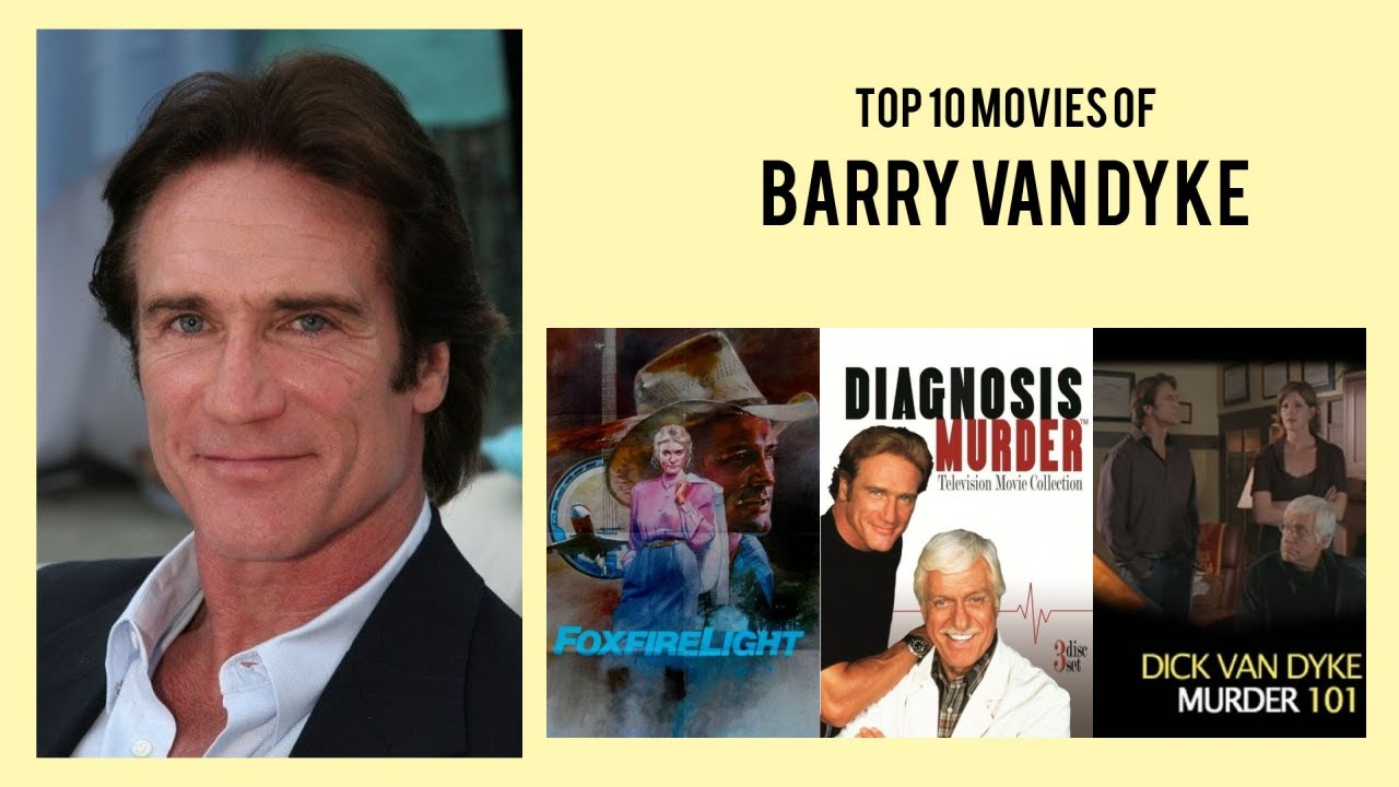 Download Top 10 Movies of Barry Van Dyke| Best 10 Movies of Barry Van Dyke