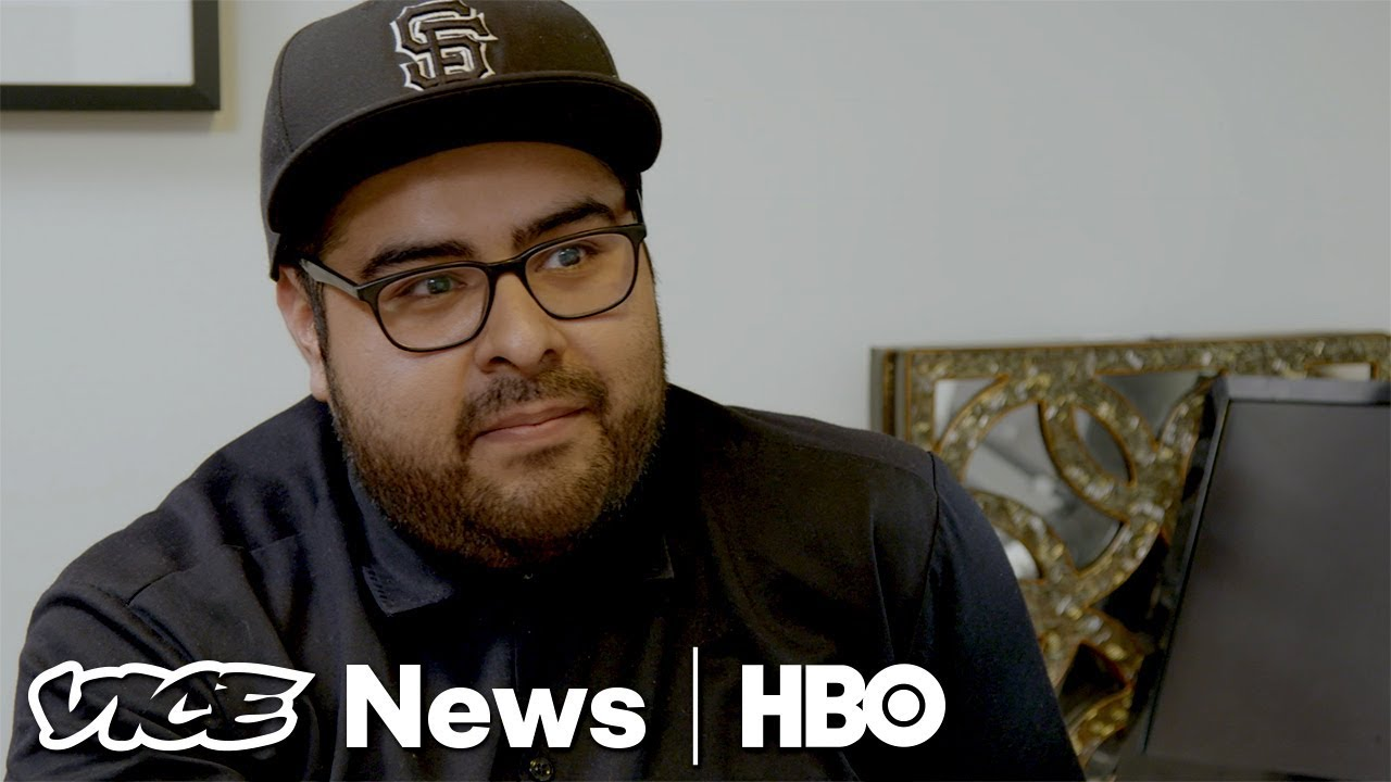 This 'Dreamer' Is An Immigration Attorney Representing DACA Clients (HBO)