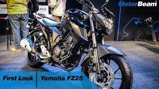 Yamaha FZ25 Exhaust Note & Walkaround   MotorBeam