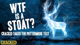WTF Is A Stoat? Cracked Takes The Pottermore Test