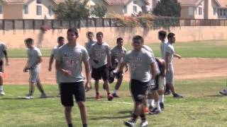 San Gabriel Valley Shootout Passing League Tournment