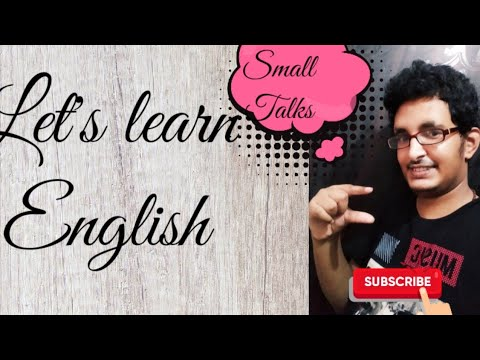 Download How to make Small Talk    English Conversation Practice.