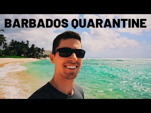 Barbados Quarantine & My First Day Exploring The Island! 🤙 (Vlog #3)