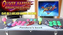 (645 in 1) Arcade JAMMA Machine - Pandora's Box 4 Review