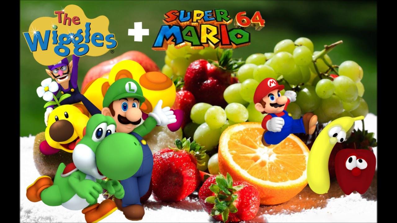 The Wiggles - Fruit Salad (Super Mario 64 Instruments)
