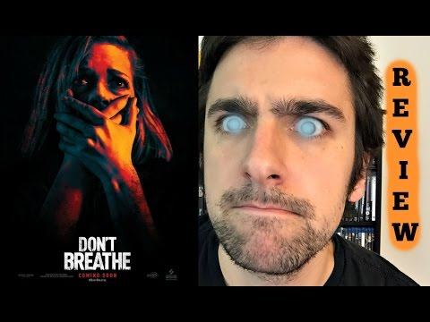 DON'T BREATHE (2016) New Horror Movie Review