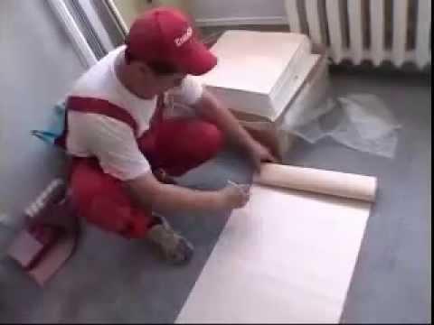 обоев под поклейка покраску потолочных видео