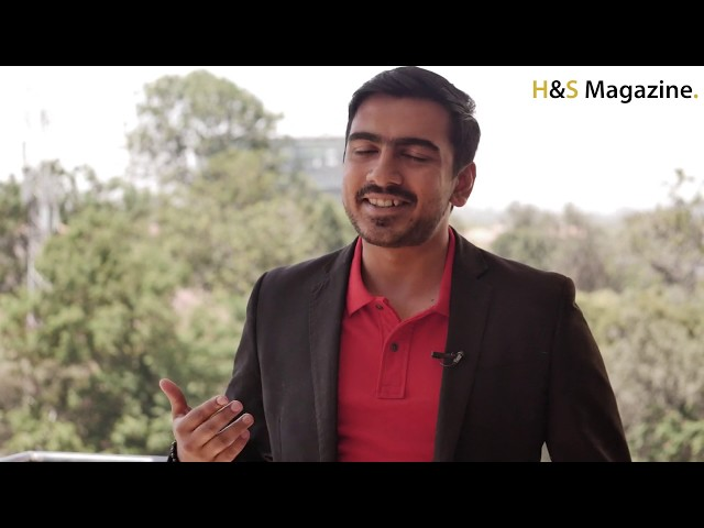 H&S Magazine Kenya- Bhargav Joshi (Business Ideas & Inspirations)
