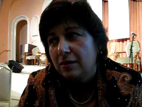 Elaheh Amani @ Feminist Majority Foundation gala