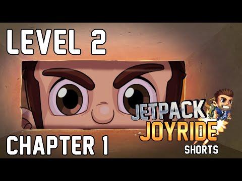 Jetpack Joyride - Level 2