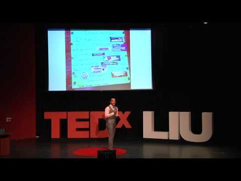 The surprisingly simple question that sparks innovation: Arel Moodie at TEDxLIU