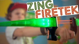 Zing Firetek: обзор игрового арбалета