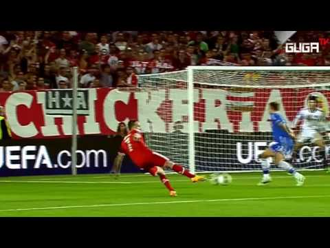 UEFA Super Cup 2013 - Bayern Munich vs Chelsea 2 - 2 (pen 5 - 4) Full HD