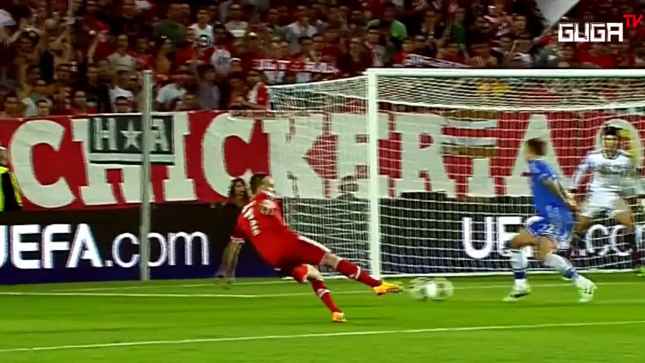 Download UEFA Super Cup 2013 - Bayern Munich vs Chelsea 2 - 2 (pen 5 - 4) Full HD