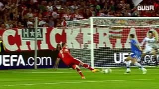 UEFA Super Cup 2013 - Bayern Munich vs Chelsea 2 - 2 (pen 5 - 4) Full HD