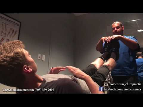 Chiropractic: Pre-Adjustment Consultation