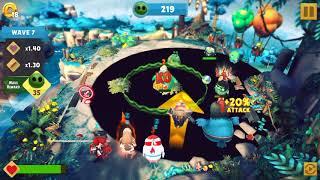 Angry Birds Evolution   Major Pecker