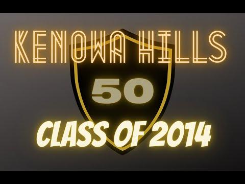 Kenowa Hills High School Senior Video 2014