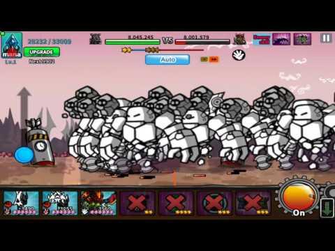 Cartoon Wars 3   Stage 10 Levels 1-8 Hard   Still Possible?