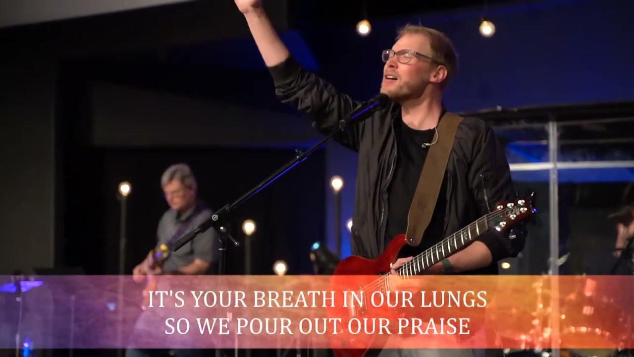 I Thank God / Great Are You, Lord / Lean Back