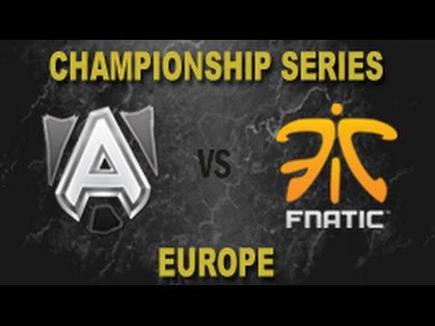 [LCS EU 2014 Summer Finals] ALL Vs. FNC G3