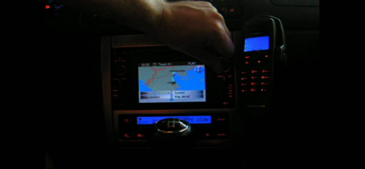 VW MFD PHONE by gsrsilver